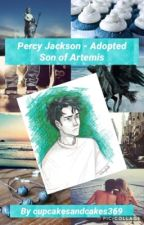Percy Jackson- Adopted Son of Artemis by cupcakesandcakes369