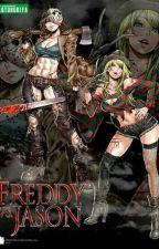 Book2: Female Jason/Freddy X Malereader by TheJordanLover