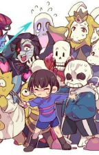 Random Undertale Pictures by Lazy-ShipperTrash