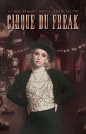 CIRQUE DU FREAK ▹ Plot Shop by tommyseaton