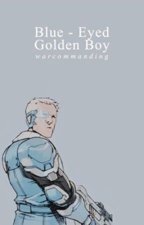 blue - eyed golden boy . roleplay  by warcommanding