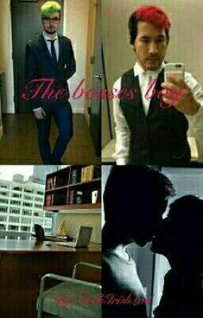 The bosses boy by DarkIrishLad