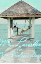Mr. President & Mrs. Fashion Designer by athacindy