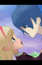 [ON HOLD]Regal Academy:Rose x Hawk by xAuthorChanx