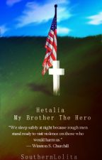 Hetalia : My Brother The Hero by SouthernLolita