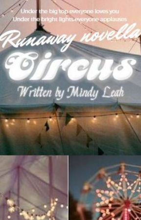 Magical Circus {1 Page Story} by MindyLeah