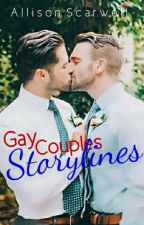 Gay Couples Storylines by AllisonScarwell