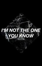 i'm not the one you know ; tsm x reader [IBF] by -quackson