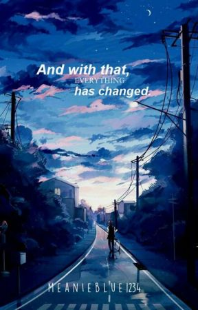 And With That, Everything Has Changed (A Wentworth Miller Fanfic) by meanieblue1234