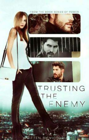 Trusting The Enemy by hidingsecret