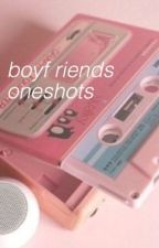 Boyf Riends One Shots (Be More Chill) by frankievere