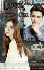 I Love Vampire Girl (Very Slow Update) by osh_triobangsadh