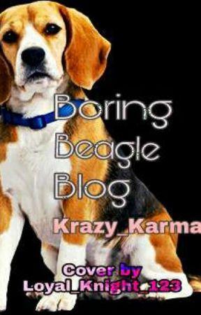 Boring Beagle Blog (⚡) by Ice_Cream_Beagle