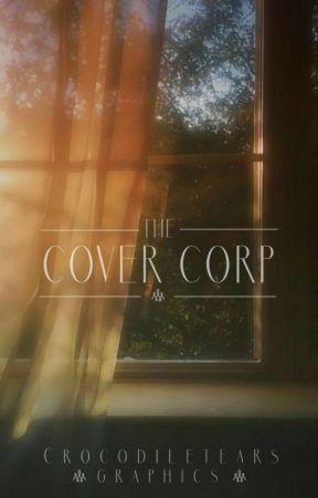 The Cover Corp • OPEN by crocodiletears_