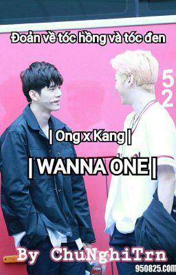 [OngNiel] [DanOng] Đoản về tóc hồng và tóc đen | Ong × Kang | | WANNA ONE |