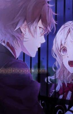[ Diabolik loves ] Vampire chính là anh ( phần 2 )