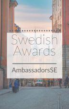 Swedish Awards 2017 by AmbassadorsSE