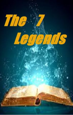 The 7 legends / Die 7 Legenden by KhamzatChechen