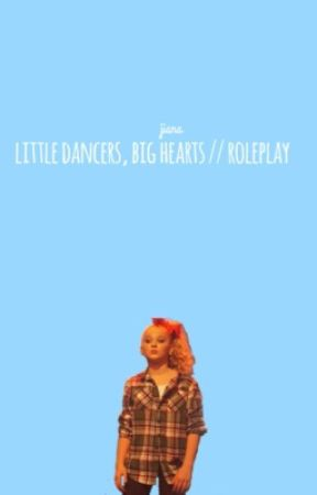 little dancers, big hearts: a petite dance team roleplay by jcantdance