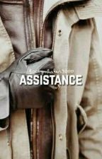Assistance [StanFord Pines x Reader] | One Shots! by milcookies