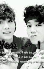 You and I ( Yoonmin ) by faika_sugar