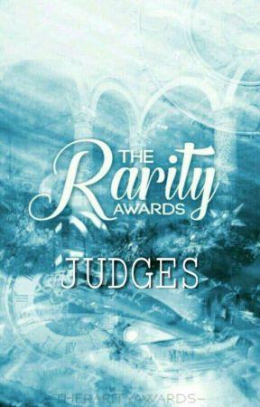 Judges by therarityawards