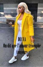 CHRONIQUE DE DIANA: Kidnappée par ce mafieux, Amoureuse ? Qui l'aurai cru  by CessPrin_35