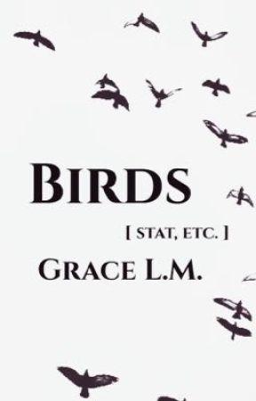Birds [ stat., etc ] by avifauna