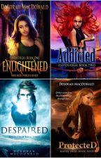 Enlightened: Haven High Book One (Wattys2017) by DebAMacD