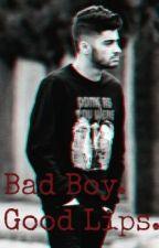 Bad Boy. Good Lips. by PeanutButterChicken