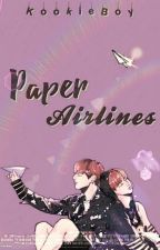 Paper Airlines. » KookV/Vkook. by KookieBoy