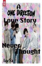 Never Thought (A One Direction Love Story) by Icc5a