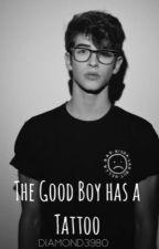 The Good Boy has a Tattoo by Diamond3980