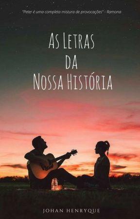 As Letras da Nossa História by JohanHenryque1