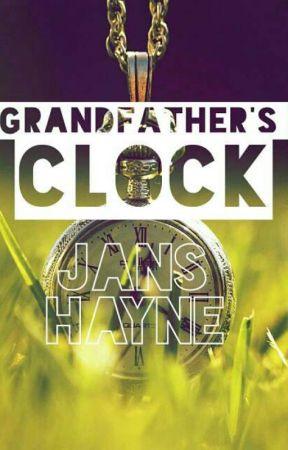 Grandfather's Clock by JansHayne