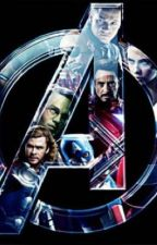 Auf der Flucht  Avengers FF by Blaustern2004