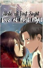 """Hate At First Sight, Love At First Fight"" by AngelixArtiz"