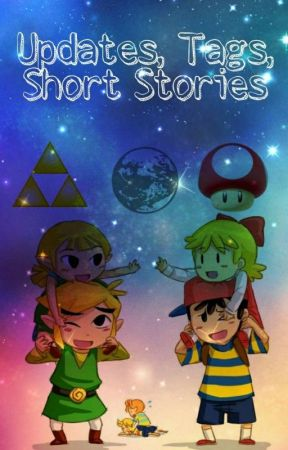 Updates, Tags, and Short Stories [Random Book] by GrandStarlight