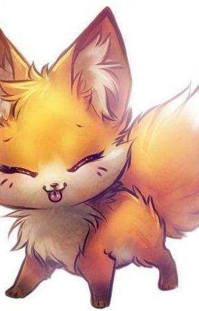 O dia em que virei uma raposa by Otakku-chan