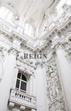 Reign | b. blake [4] by SaraxGarcia