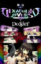 Diabolik Lovers : Dossier by Miella19