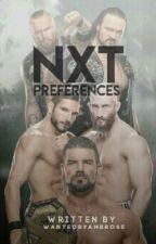 NXT Preferences by WantedByAmbrose