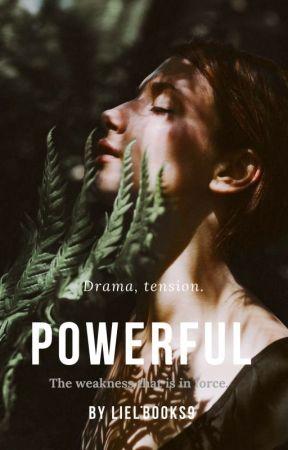 עוֹצְמָתִי Powerfull II by liel_books9