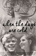 when the days are cold | ashton irwin [editando] by imjustsurviving