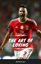The Art Of Loving   Samaris by ritagf01