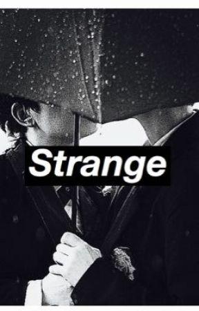 Strange - A Nygmobblepot Story by thnxrose