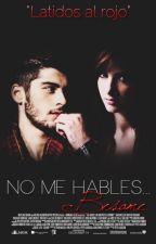 No me hables... Besame. [ZAYN MALIK] by KerenahPerezVigil6