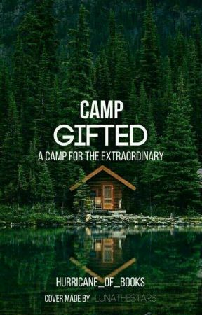 Camp Gifted: The other camp by Hurricane_of_Books
