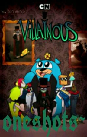 Villainous oneshots~~ - First impressions (blackhat x child!reader