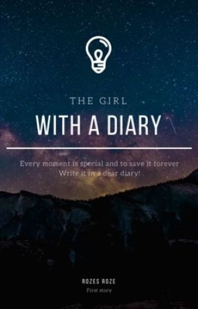 The Girl with a Diary by rozes_roze